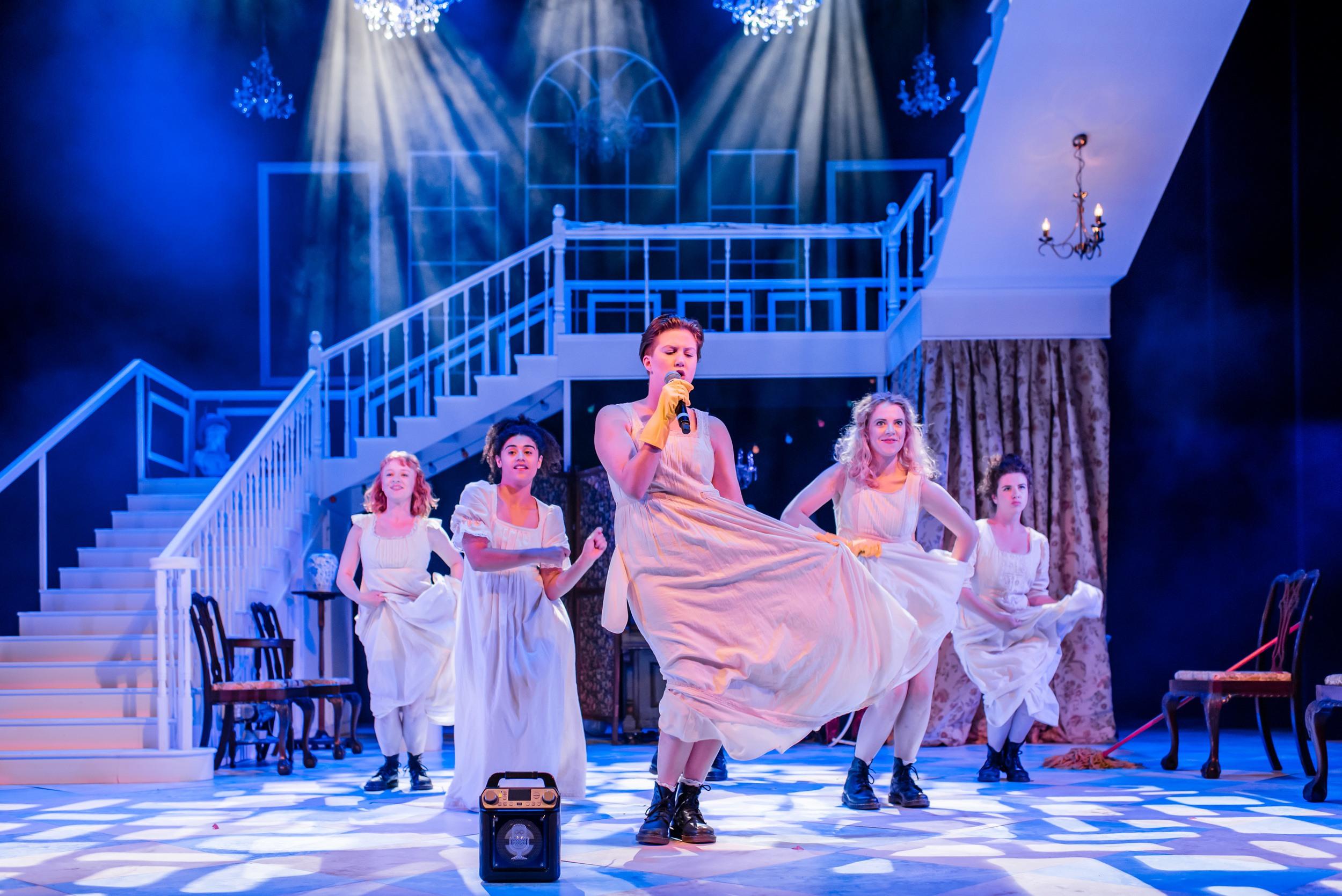 Pride and Prejudice (Sort of) Lyric Theatre Edinburgh