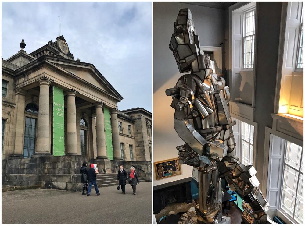 Scottish National Gallery of Modern Art Edinburgh Photo Heatheronhertravels.com
