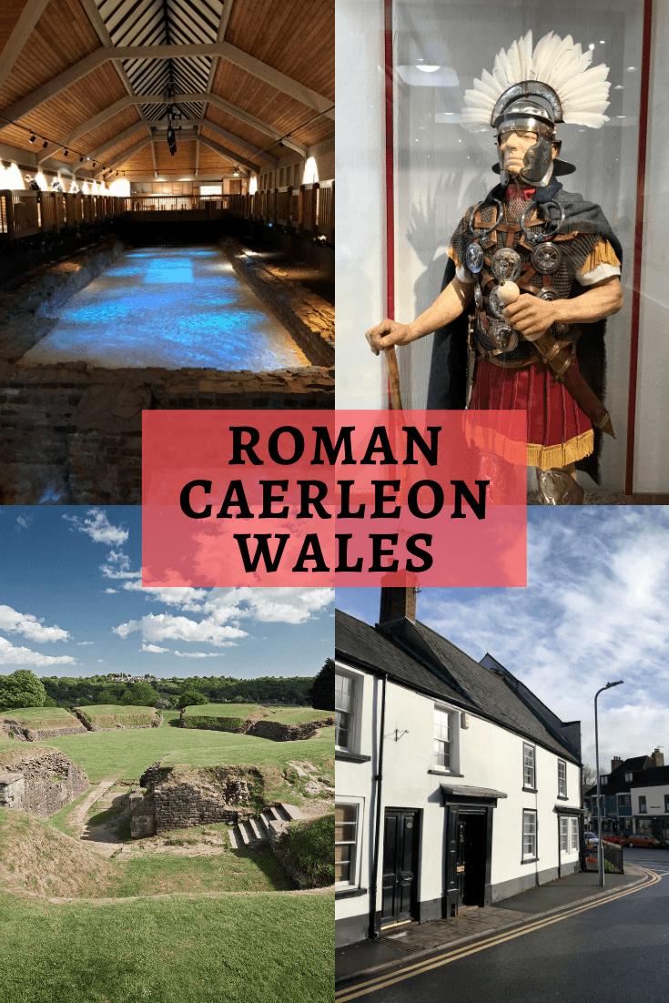 Visit Roman Caerleon in Wales