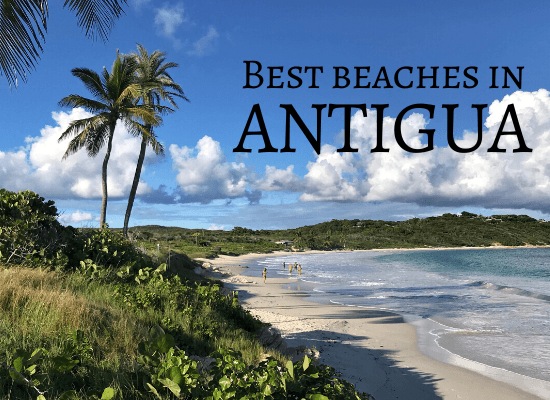 Best beaches in Antigua Photo Heatheronhertravels.com