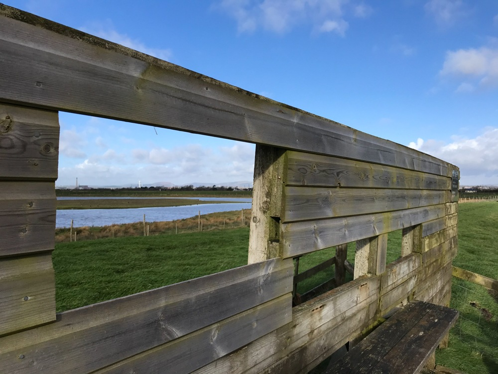 Goldcliff Lagoon nr Newport Photo Heatheronhertravels.com