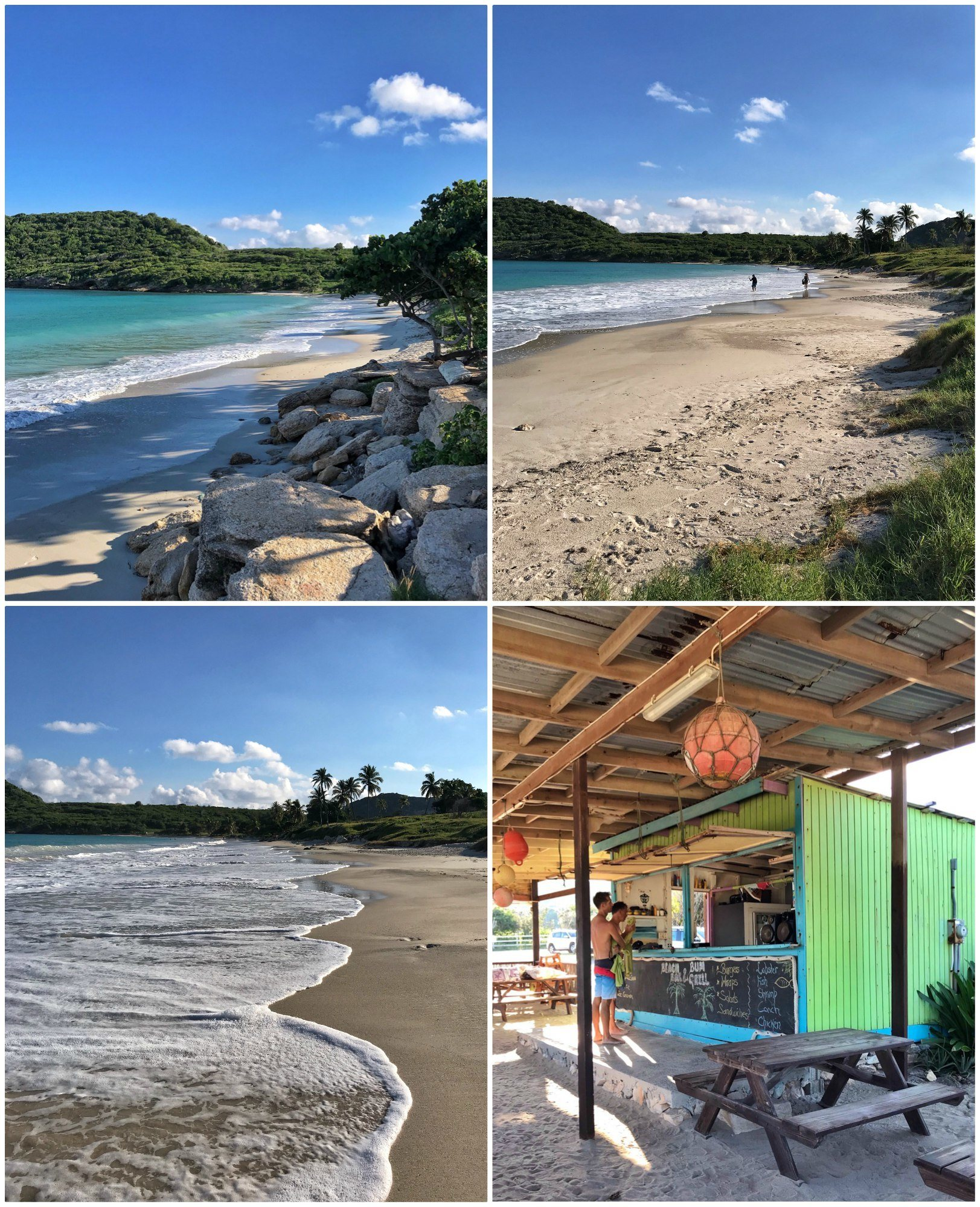 Half Moon Bay in Antigua