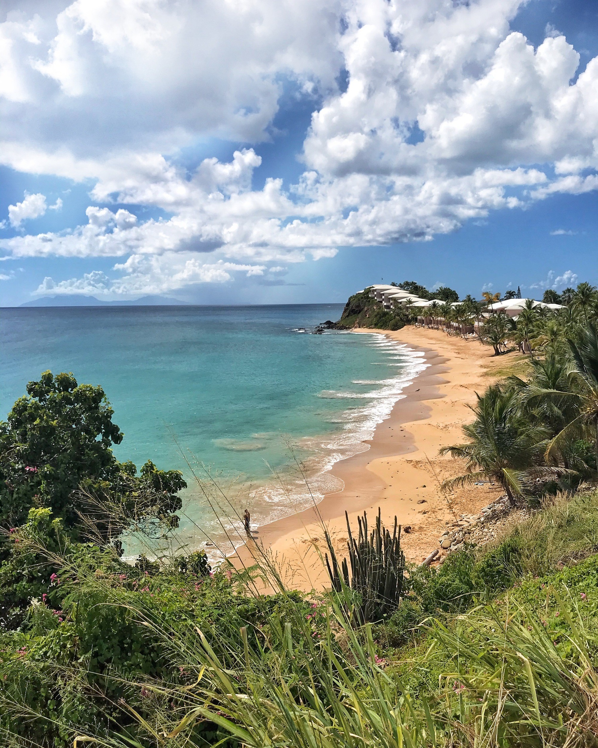 Curtain Bluff in Antigua Photo Heatheronhertravels.com