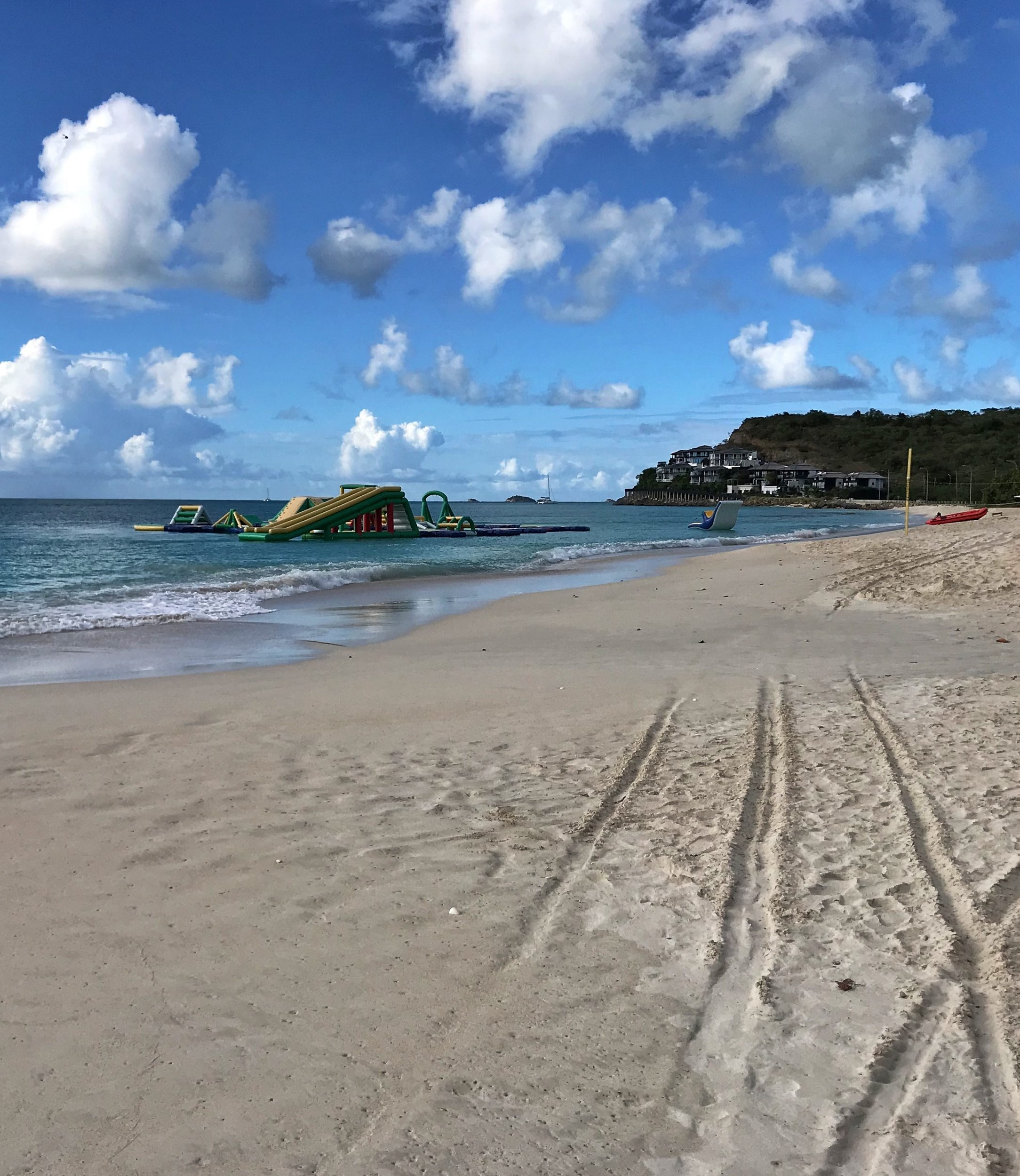 Darkwood Beach in Antigua Photo Heatheronhertravels.com