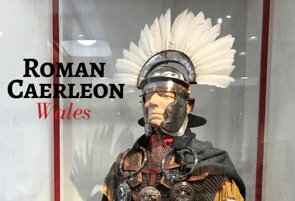 Roman Caerleon in South Wales