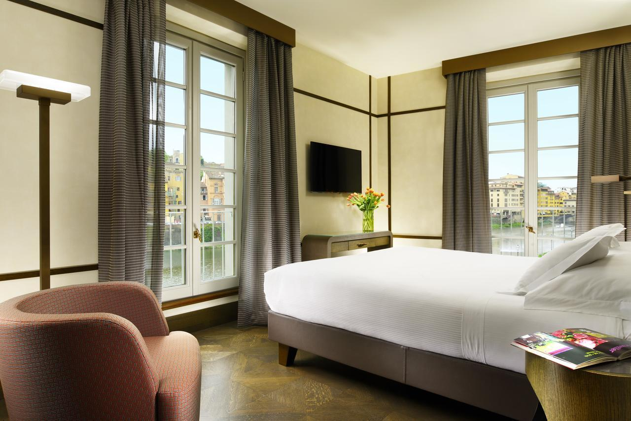 Hotel Balestri in Florence, Italy