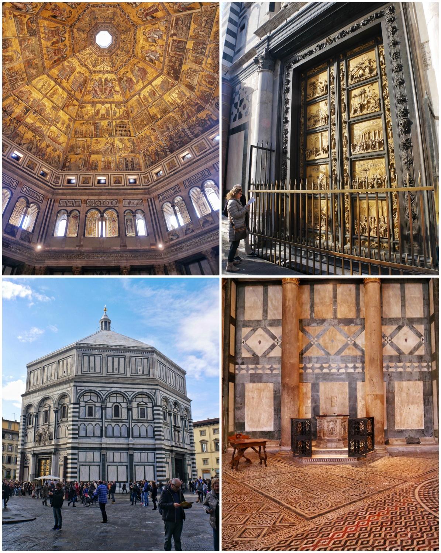 Baptistery in Florence Photo Heatheronhertravels.com
