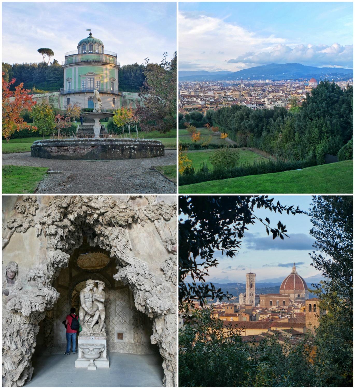 Boboli Gardens in Florence Photo Heatheronhertravels.com