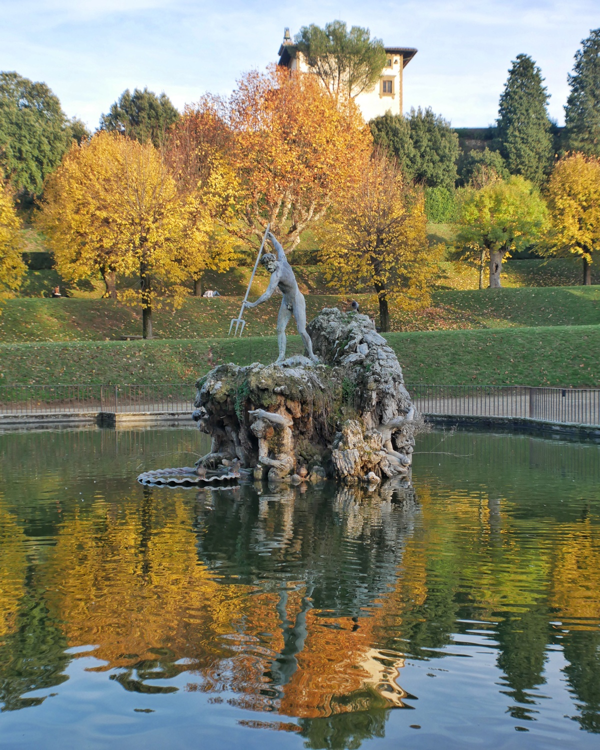 Boboli Gardens in Florence Photo Heatheronhertravels.com