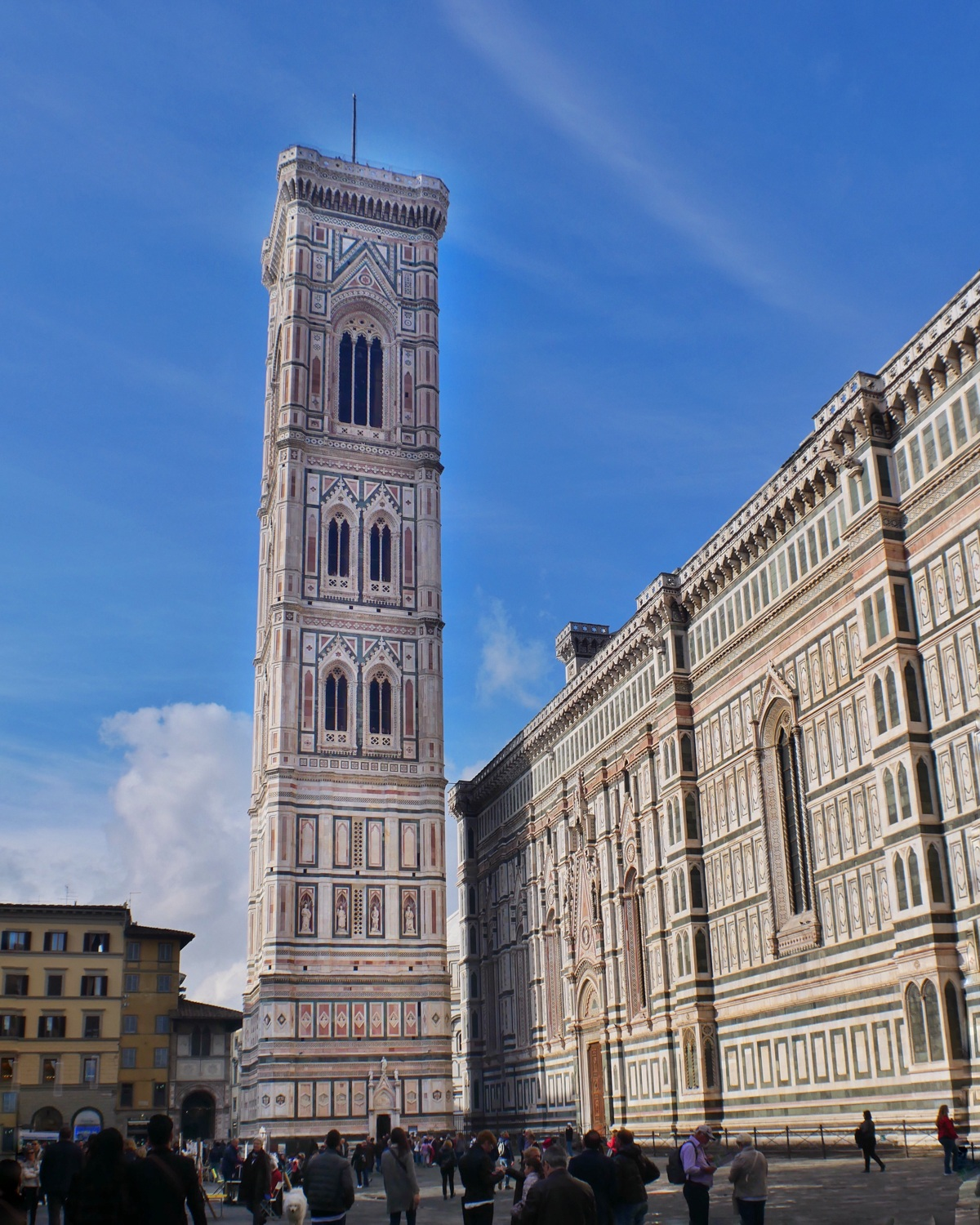 Campanile in Florence Photo Heatheronhertravels.com