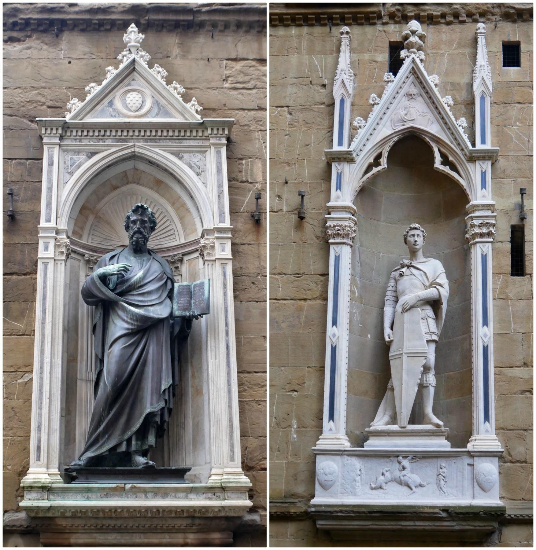 Chiesa di Orsanmichele in Florence, Italy Photo Heatheronhertravels.com
