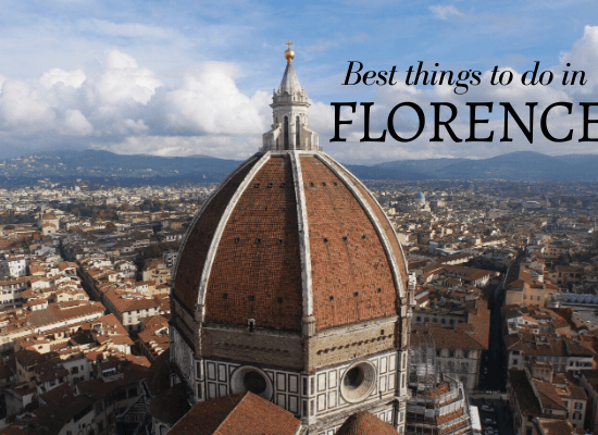 Best things to do in Florence Italy Photo Heatheronhertravels.com