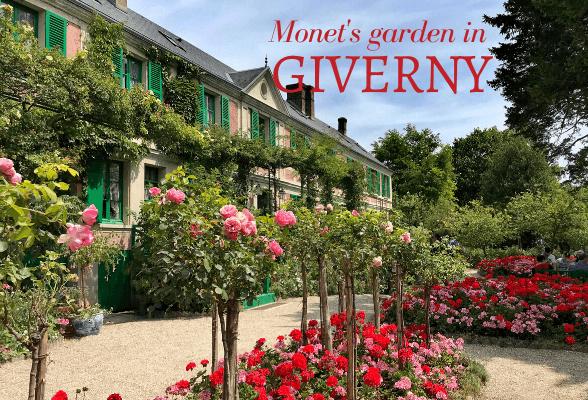 Monet's Garden at Giverny Photo Heatheronhertravels.com