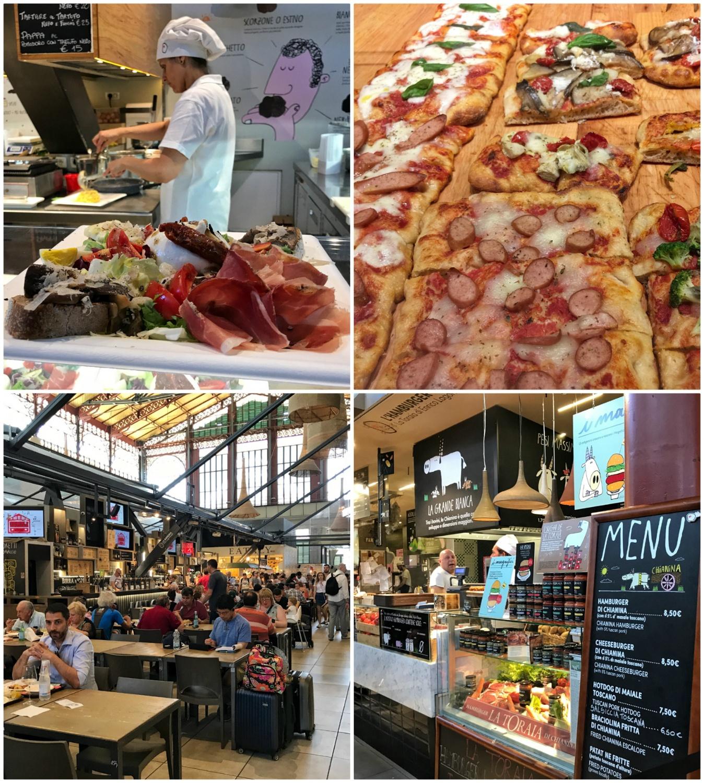 Mercato Centrale in Florence Photo Heatheronhertravels.com