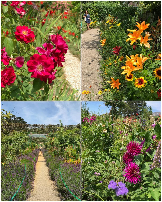 Claude Monet garden in Giverny Photo Heatheronhertravels.com