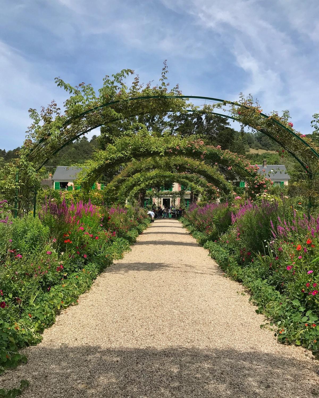 Monet's garden in Giverny Photo Heatheronhertravels.com