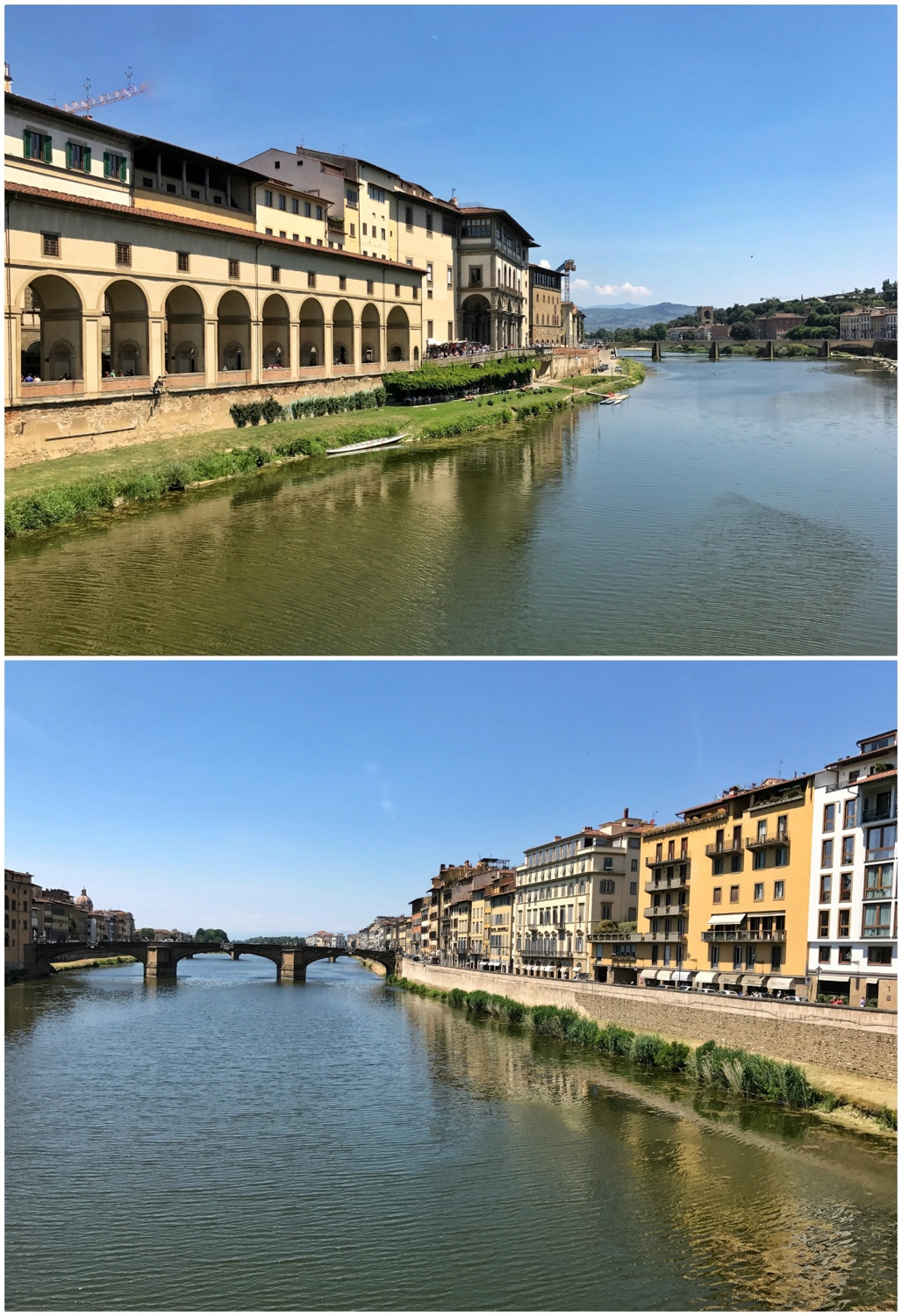 Best things to see in Florence - Ponte Vecchio in Florence, Italy Photo Heatheronhertravels.com