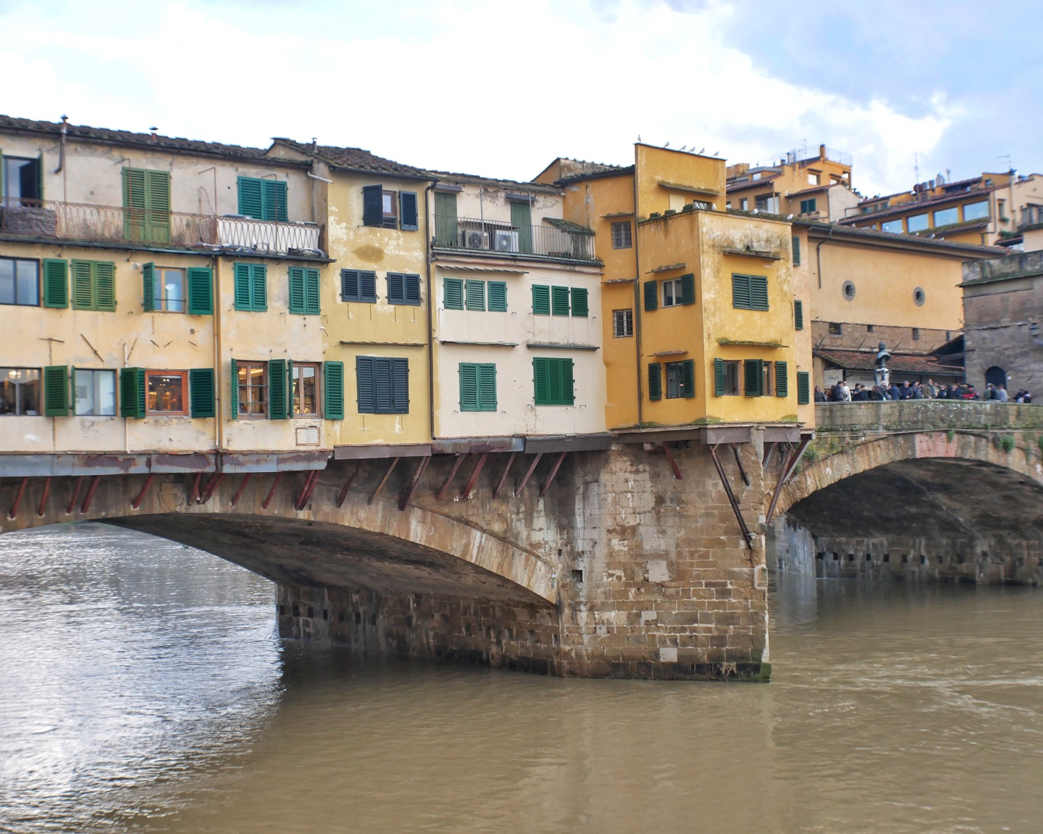 Top things to see in Florence - Ponte Vecchio in Florence, Italy Photo Heatheronhertravels.com