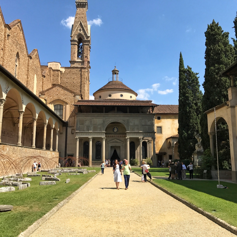Santa Croce in Florence, Italy Photo Heatheronhertravels.com