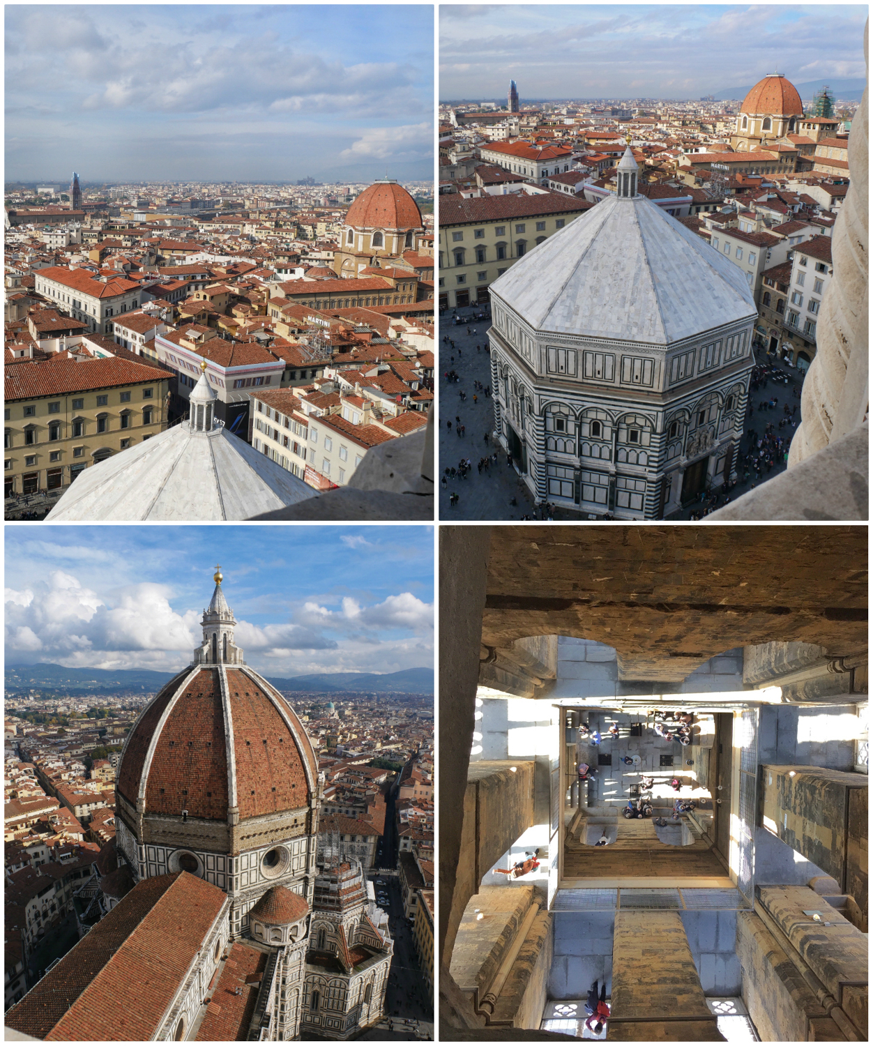 Top things to do in Florence - View from the bell tower