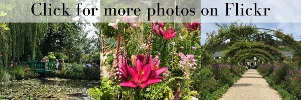 monet garden giverny france