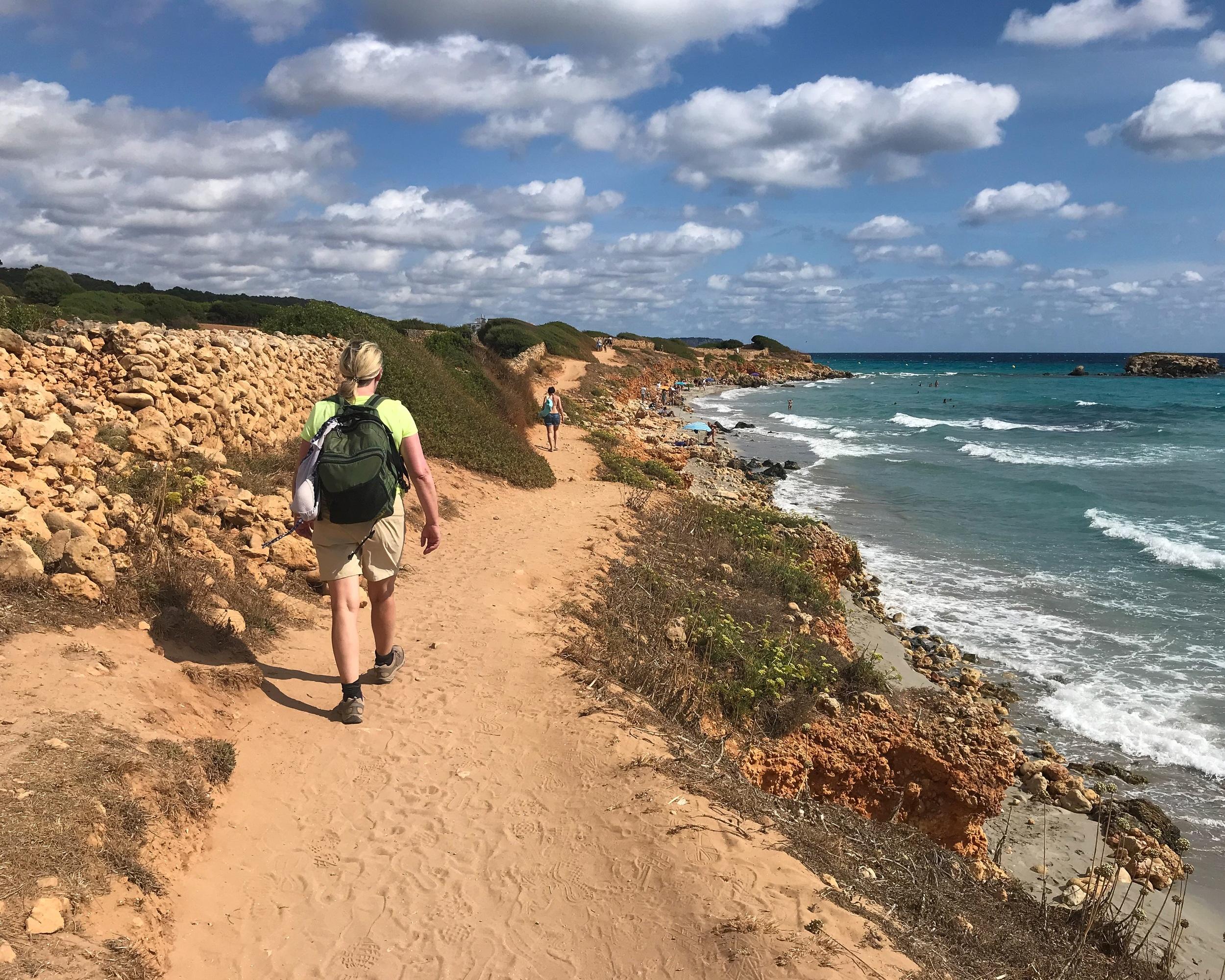 Cami de Cavalls - guide to walking in Menorca