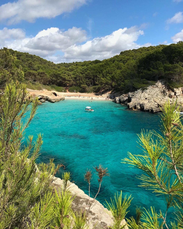 Cala Escorxada - Cami de Cavalls Menorca