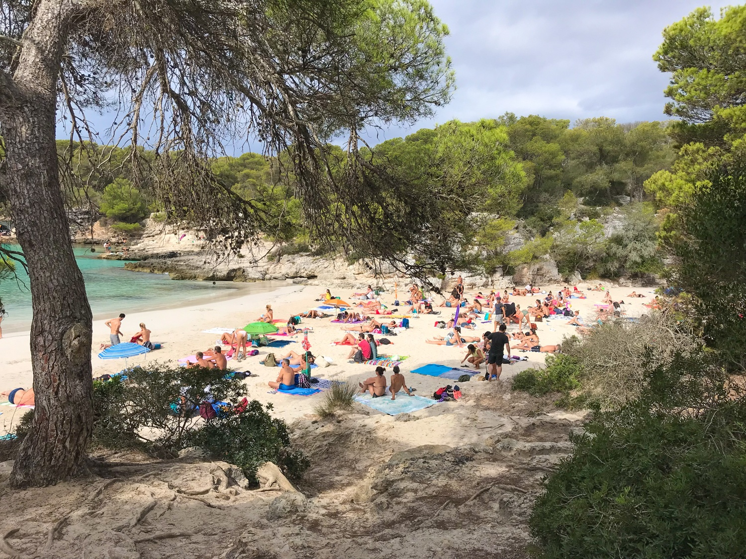 Cala Turqueta - Cami de Cavalls Menorca Photo Heatheronhertravels.com