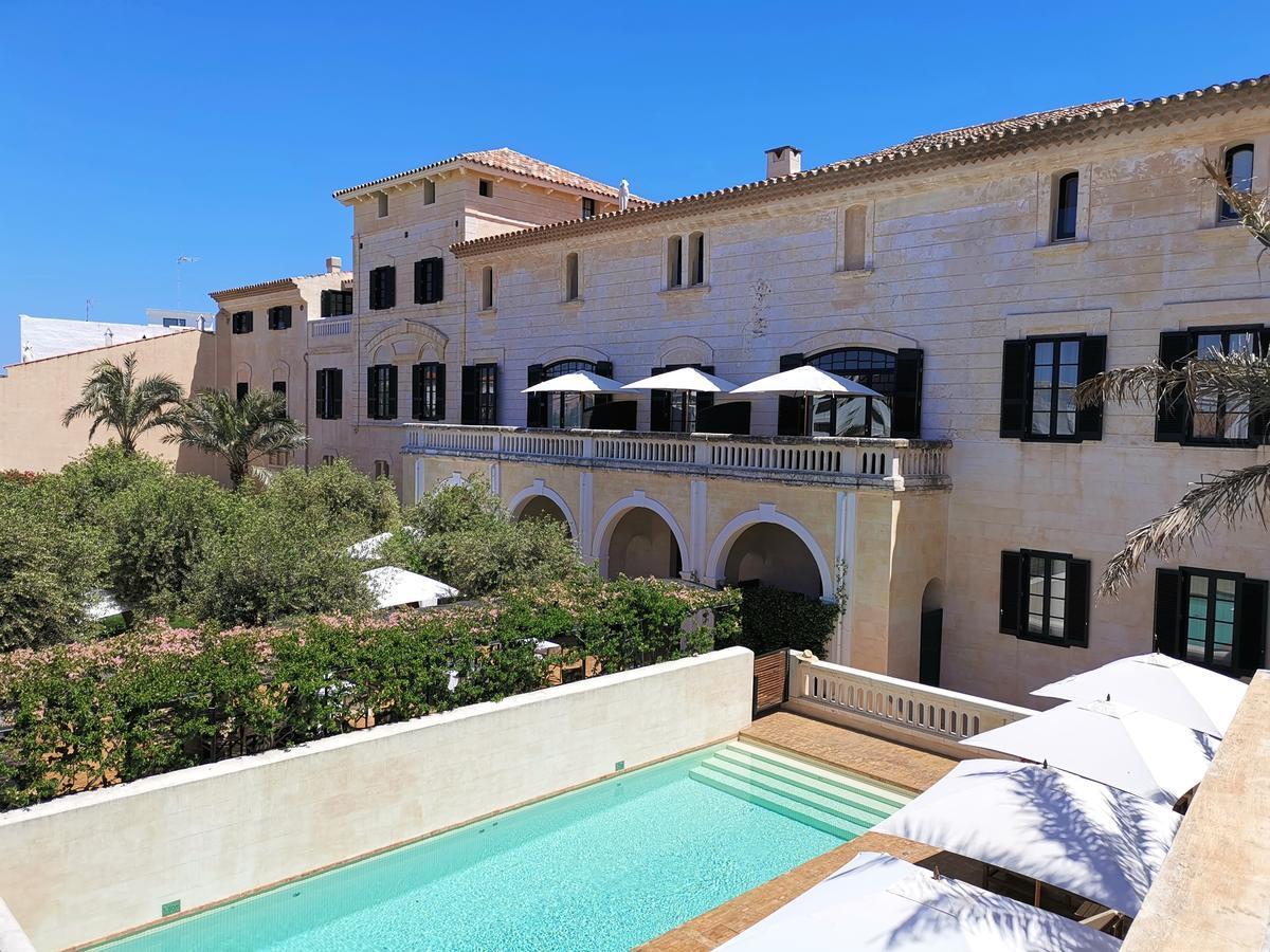 Hotel Can Faustino in Ciutadella