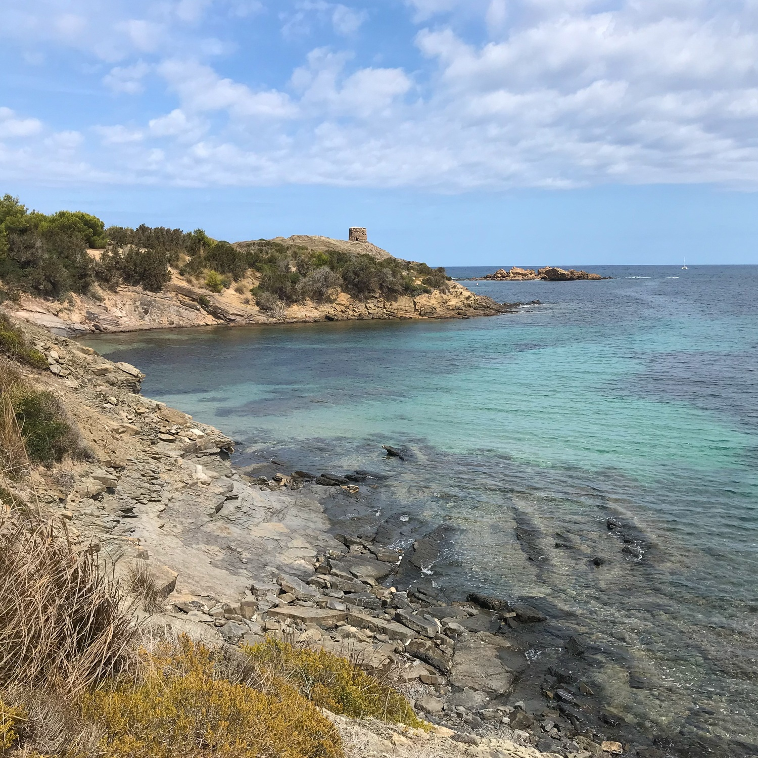 North coast - Cami de Cavalls Menorca Photo Heatheronhertravels.com