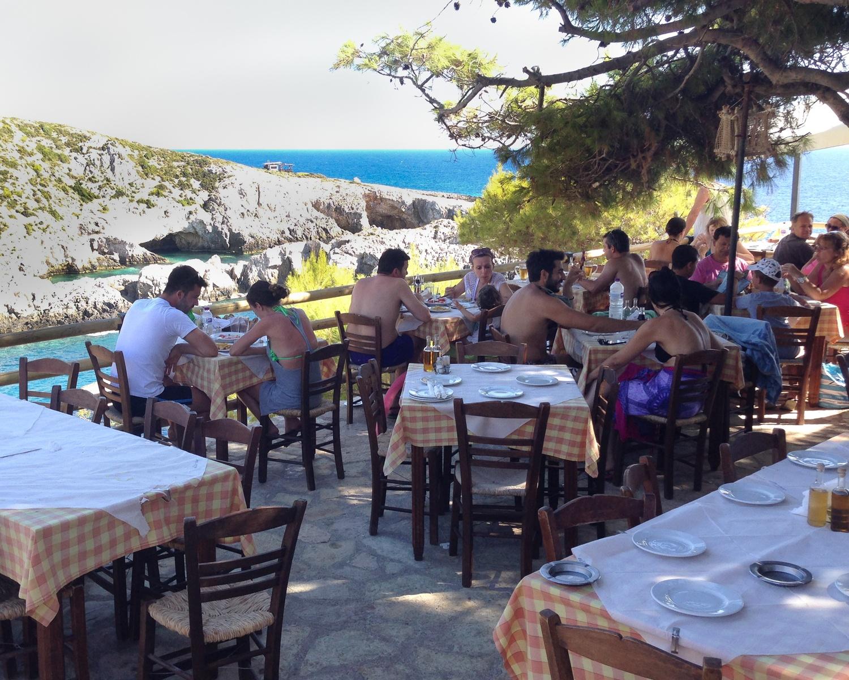 Porto Limnionas in Zakynthos Greece
