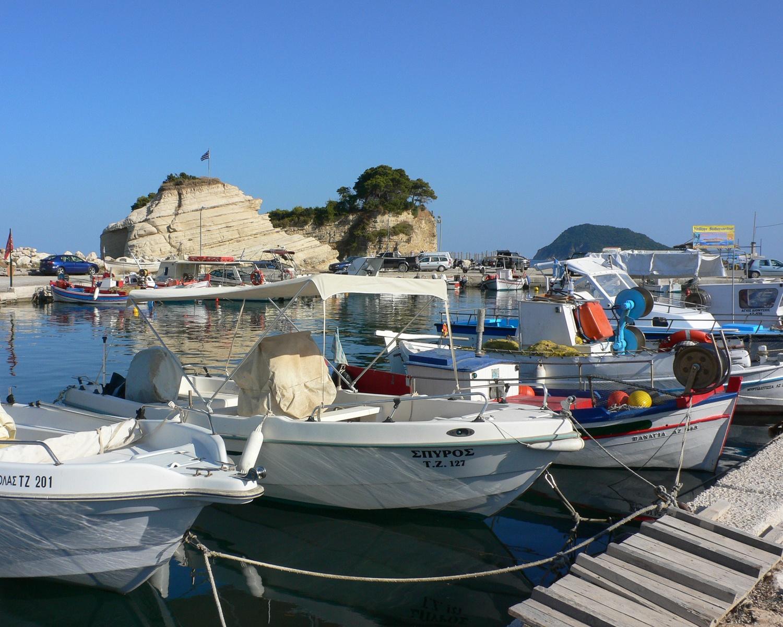 Agios Sostis Beach in Zakynthos Photo Heatheronhertravels.com