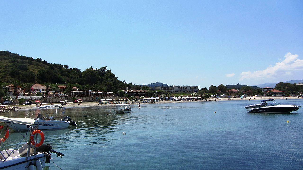 Alykanas Beach Zakynthos
