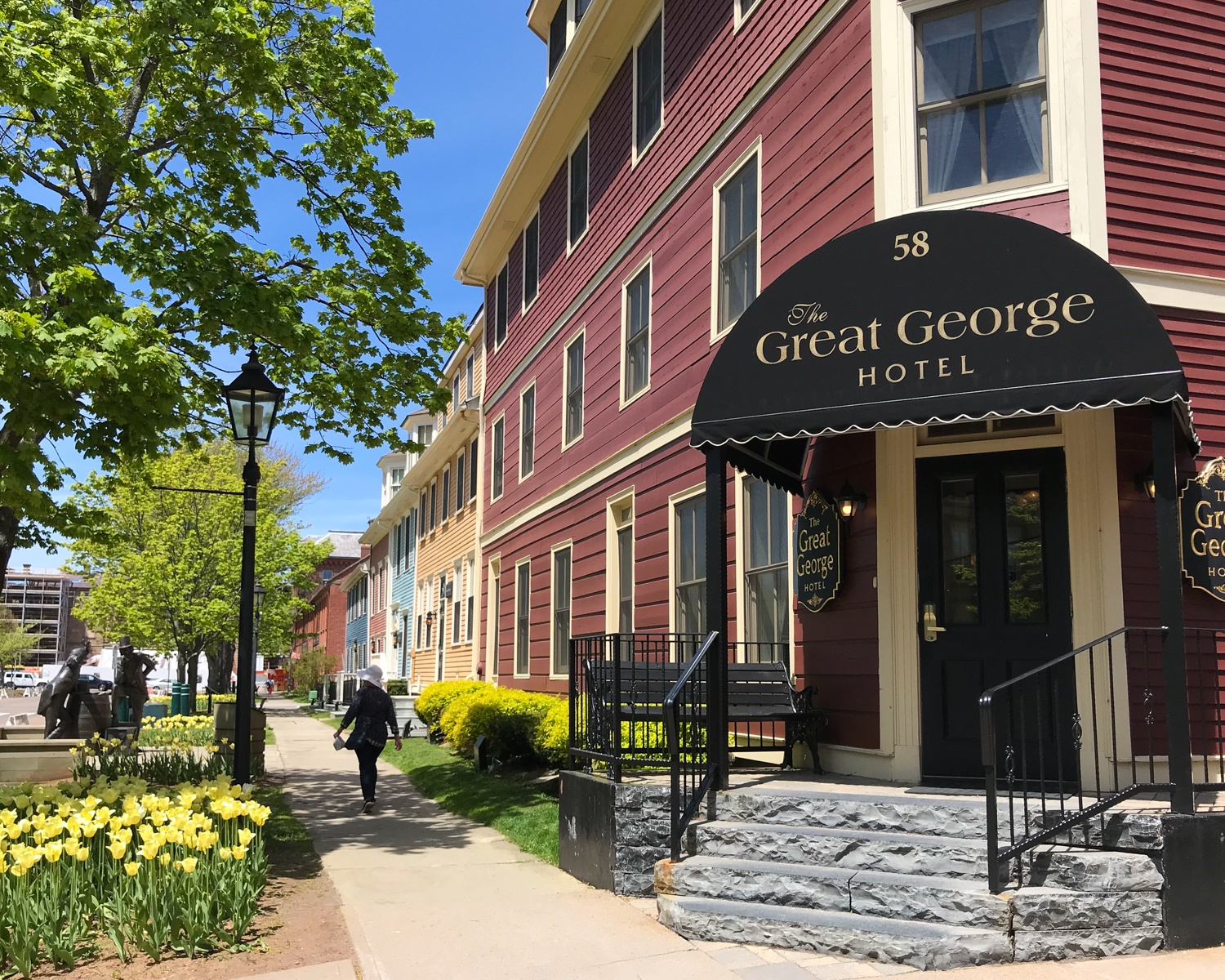 PEI Food - Great George Hotel in Charlottetown Photo Heatheronhertravels.com