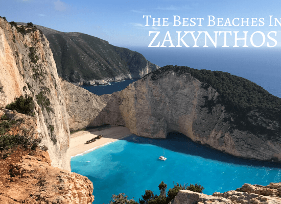 Best beaches in Zakynthos Greece