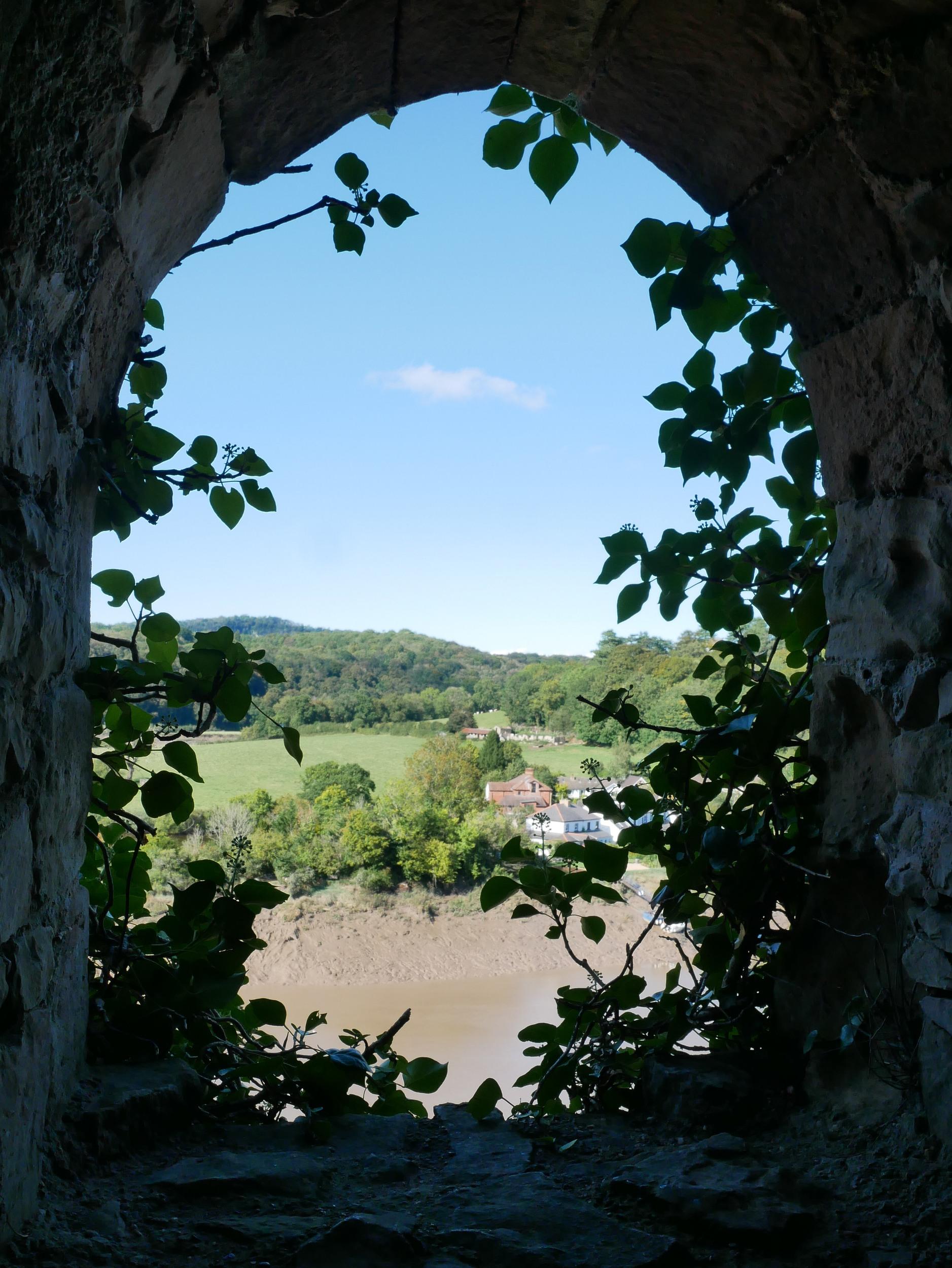 Chepstow Castle, Wye Valley Photo Heatheronhertravels.com