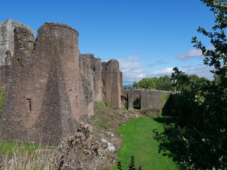Goodrich Castle Wye Valley Photo Heatheronhertravels.com