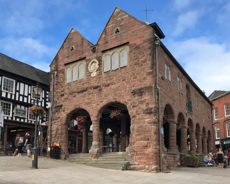 Market Hall Ross on Wye Photo Heatheronhertravels.com
