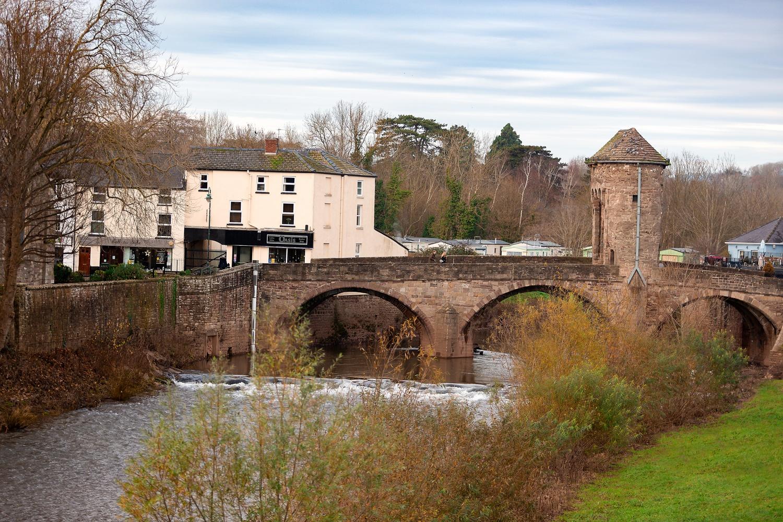 Monnow Bridge, Monnow Street, Monmouth