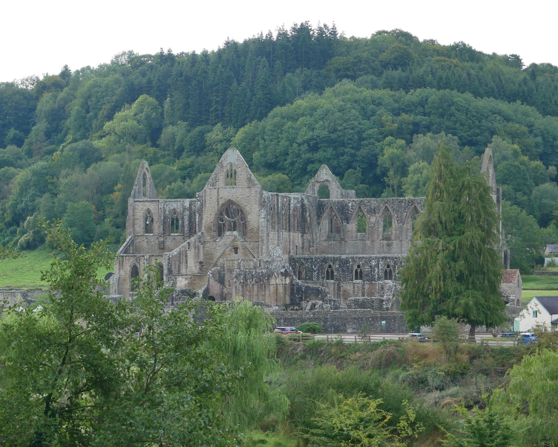Tintern Abbey Wye Valley Photo Heatheronhertravels.com
