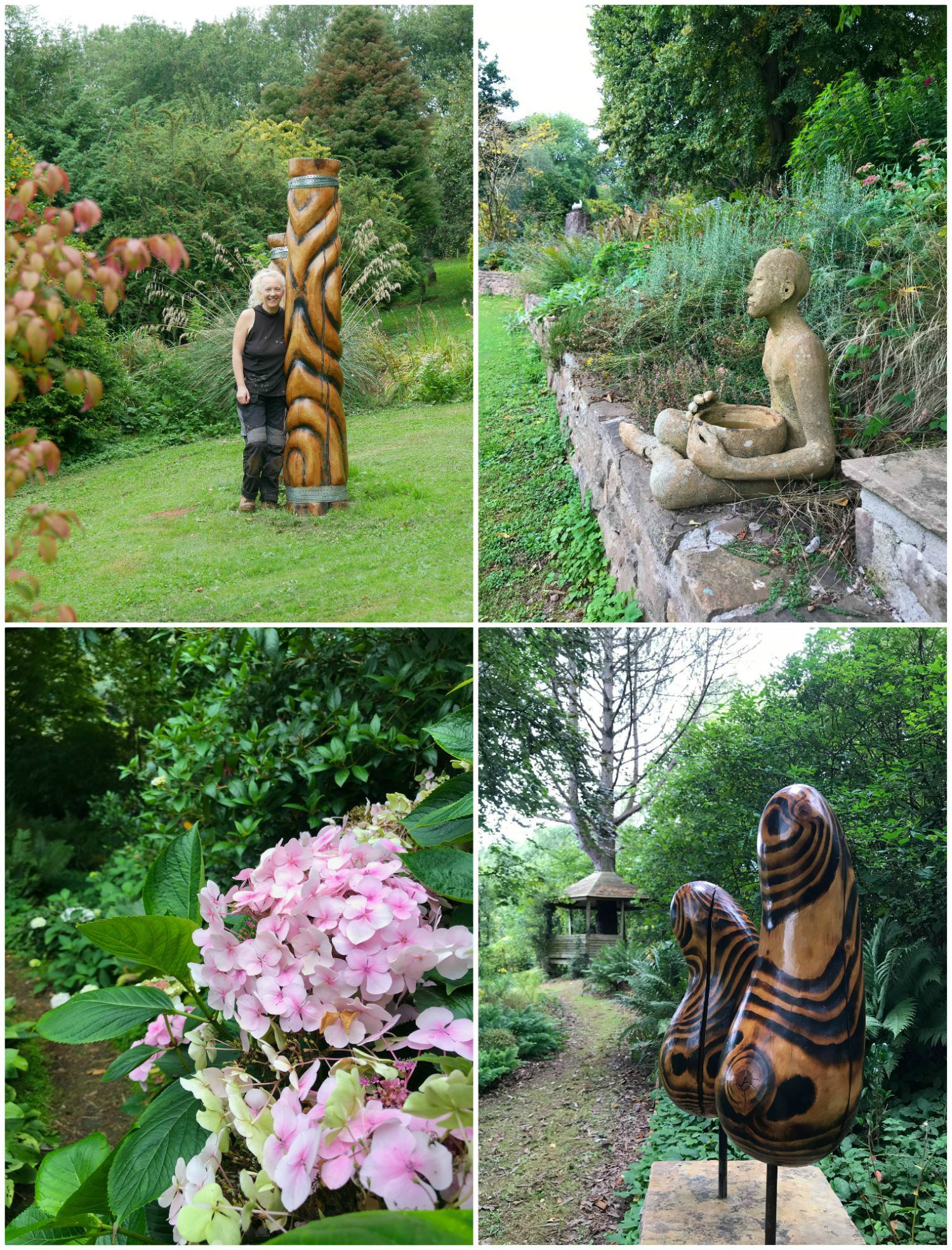 Wye Valley Sculpture Garden