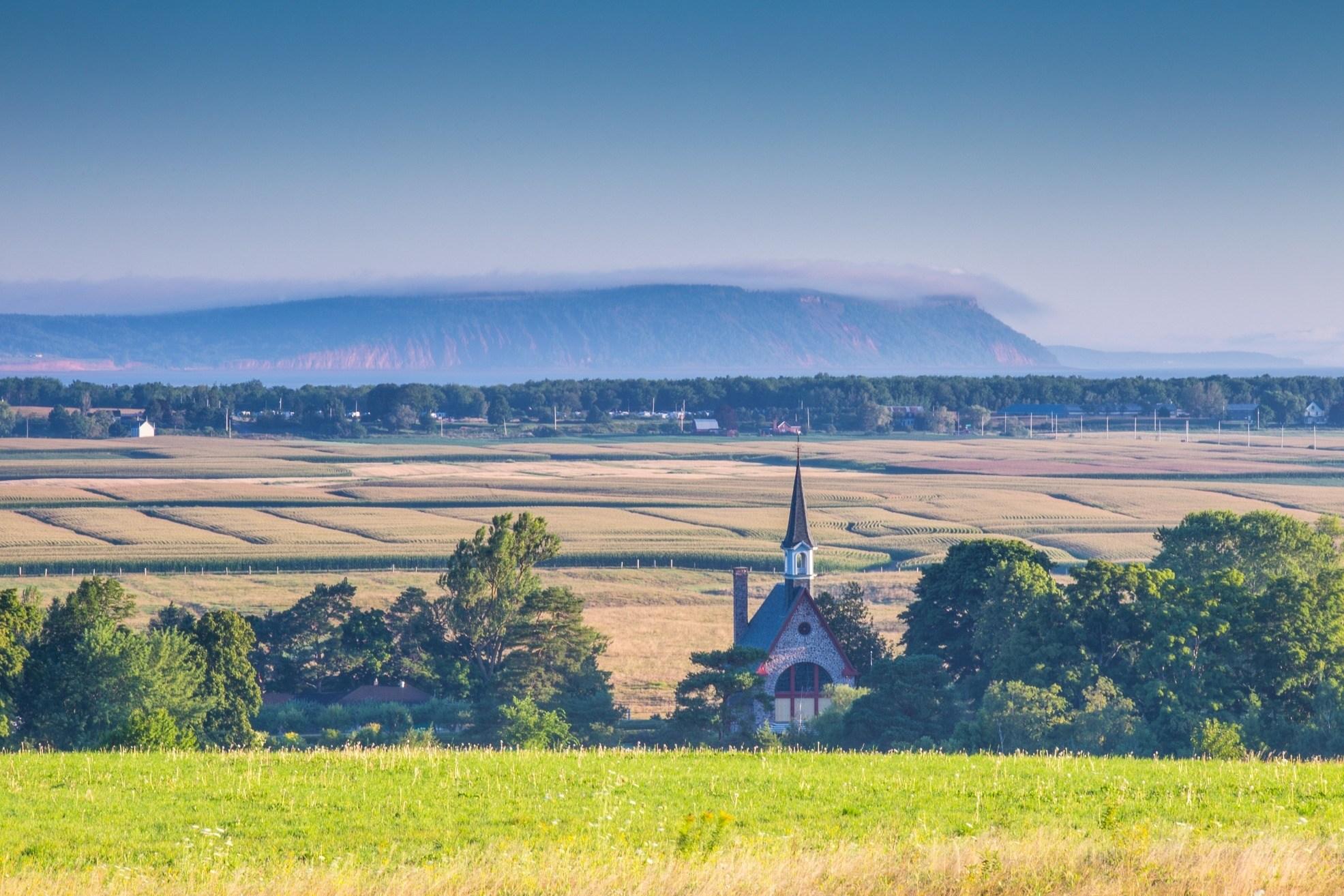 Grand-Pré National Historic Site Photo: Tourism Nova Scotia