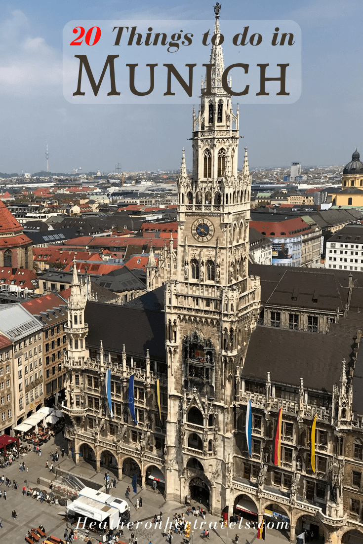 20 Things to do in Munich, Germany