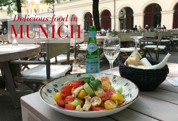 Where to find the best food in Munich