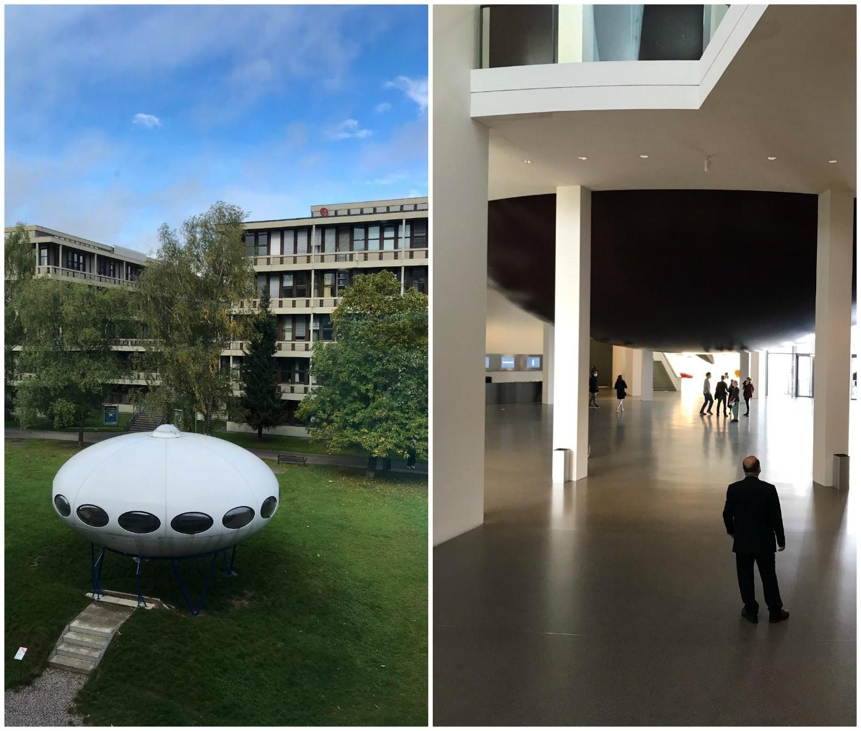 Pinakothek der Moderne in Munich, Germany c Photo Heatheronhertravels.com