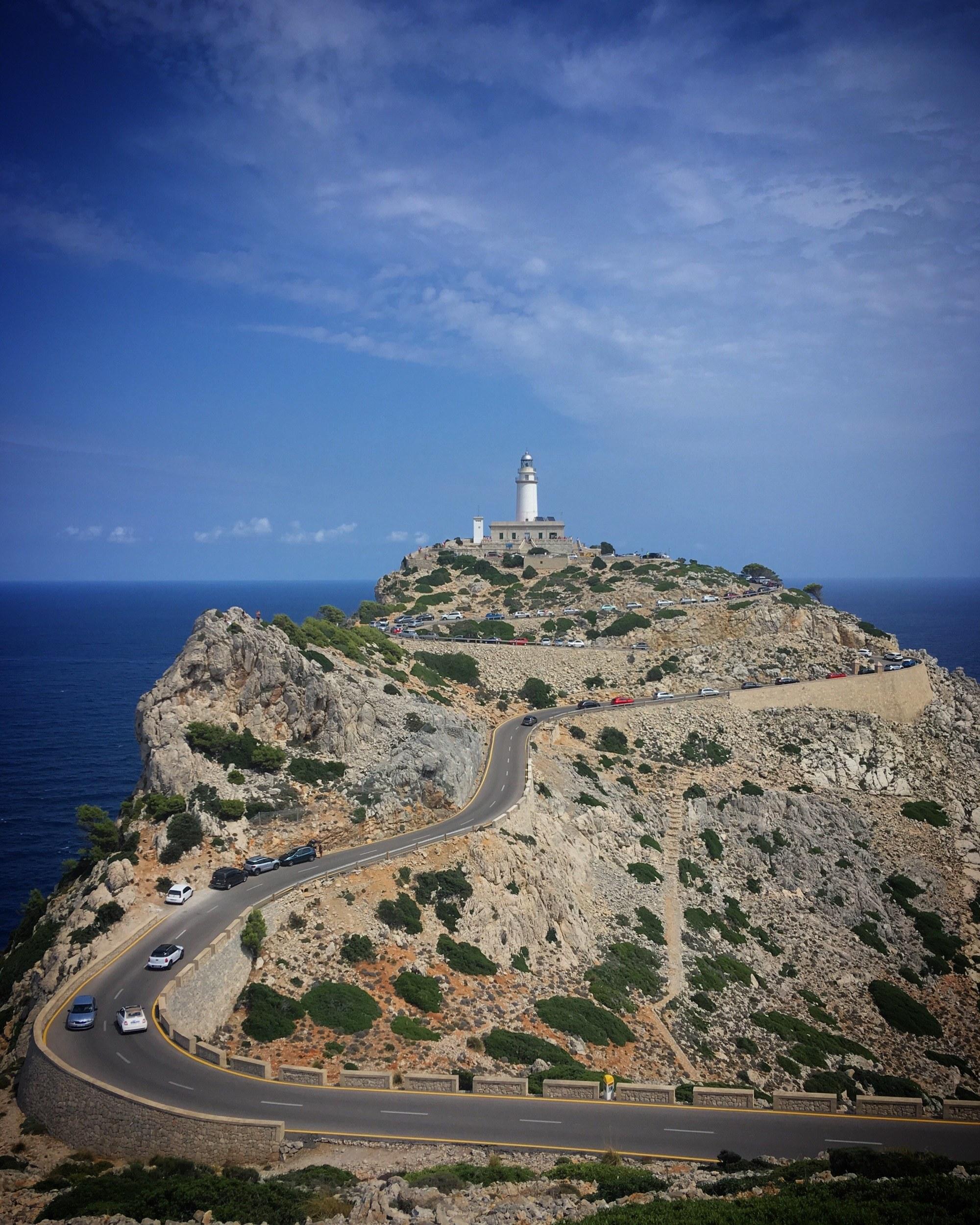 Cap de Formentor in Mallorca Photo: Sergei Gussev Flickr