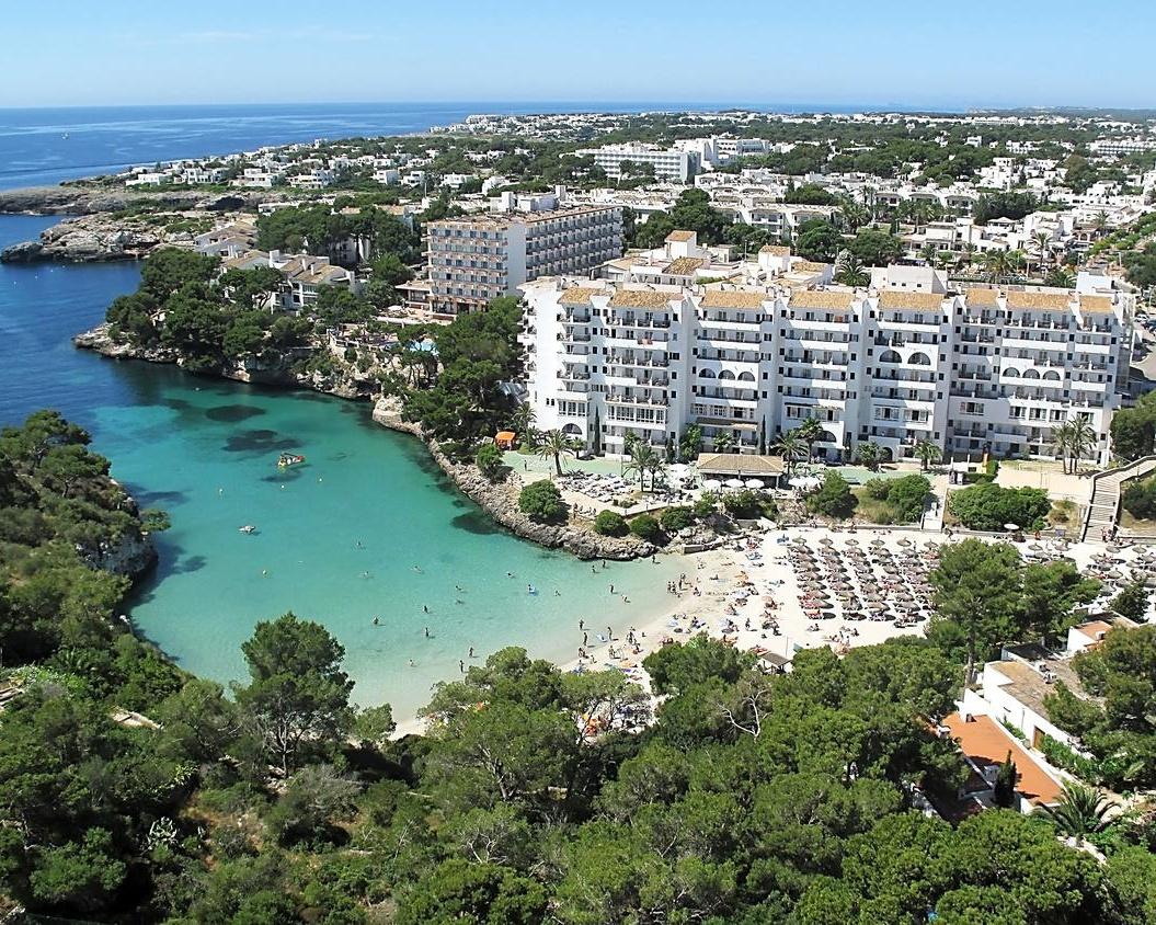 Barcelo Ponent Playa in Mallorca