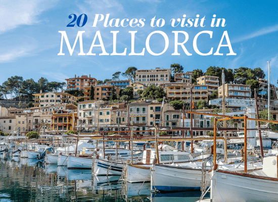 20 gorgeous places to visit in Mallorca