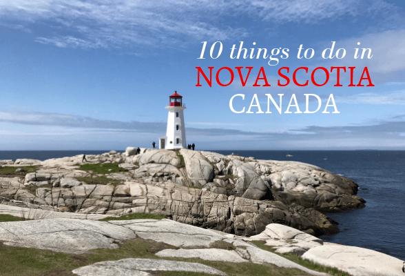 10 fun things to do in Nova Scotia on a road trip