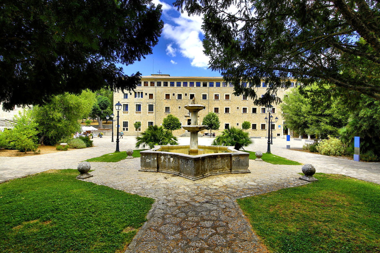 Santuari de Lluc in Mallorca Photo: Balearic Islands Tourist Board